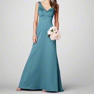 Alfred Angelo Satin Gown NWT- Size 12